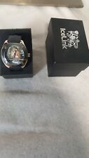 SUGAR SHANE MOSLEY BOXING OFFICIAL FIGHT WATCH GIVEN TO TEAM MEMBER RARE