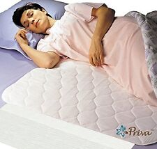 Priva Ultra Absorbent Waterproof Sheet Protector With Tuck In Flaps 34x 36 + Two