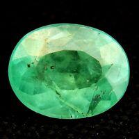 TOP EMERALD : 1,28 Ct Natürliche Grün Smaragd aus Brasilien