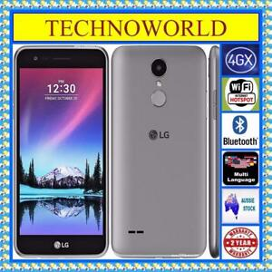 UNLOCKED LG K4 2017 X230YK+4G LTE/4GX+USE TELSTRA/OPTUS/VODAFONE/LYCA/ALDI/BOOST