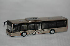 "MAN Bus ""Lions City"" Linie 114 gold metallic 1:87 Schuco neu + OVP 25622"