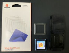 Apple iPod Nano 6th Generation Blue (16 GB) Bundle Armband Case, Screen Care Kit