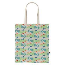 HABITAT Fishy multi-coloured Patterned Tote Bag - New