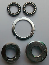 Cycle Bottom Bracket 5 Piece Cups, Bearing, Locknut Set, Cheapest Bike Parts