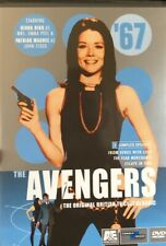 Avengers, The - The 67 Collection: Set 1 (DVD, 1998, 2-Disc Set)