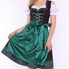 130 -. Dirndl Trachtenkleid 3Tlg. Oktoberfest Gr.34 bis 52 !!ORIGINAL LIFOS!!