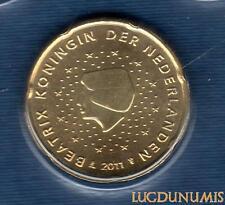 Pays Bas 2011 - 20 centimes d'Euro - 25 000 exemplaires Provenant BU RARE - Neth