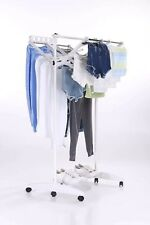 New Unique Quick3 Clothes Drying Rack - Quick Hanging, Drying and Gathering!