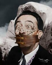"Dali"" Photographic Collage Tan Tolga Demirci"