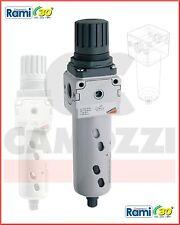 """Filtro + Regolatore pressione aria compressa uscite 3/8"""" Art.MC238-D00 - Camozzi"""