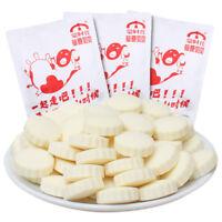 源自中国呼和浩特好奶源China Snacks【蒙时代 奶片 Milk tablets】Cheese slices 草原奶贝 奶酪片 干吃奶糖 零食 Ske15