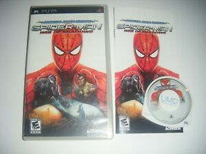 Spider-Man: Web of Shadows -- Amazing Allies Edition ( Sony PSP )