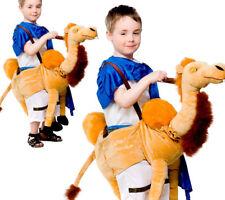 Camel Disfraz Montable Pantomima Niños Novedad Árabe Disfraz