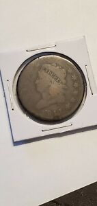 1811 CLASSIC HEAD LARGE CENT KEY DATE (Raw1295)
