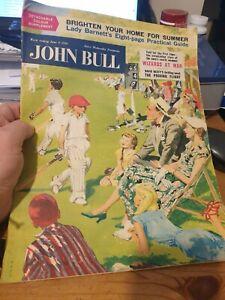 john bull..................... magazine.......... june  1956