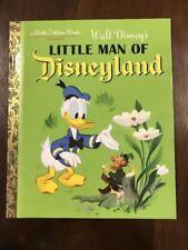 Walt Disney Little Man of Disneyland Golden Classic 2015 NEW Donald Duck Mickey