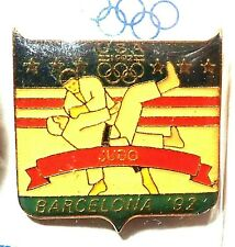 JUDO 1992 BARCELONA USA TEAM NOC OLYMPIC GAMES PIN
