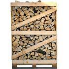 Eiche Trockenes Holz 1.4 Raummeter Brennholz Feuerholz Kaminholz trocken 25 lang