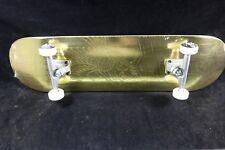 Primitive Skateboard Complete Rodriguez Gold 7.3 Manton Titanium Trucks Grizzly