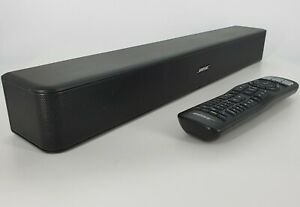 Bose Solo 5 TV Home Entertainment Sound Bar / System - Black With Remote