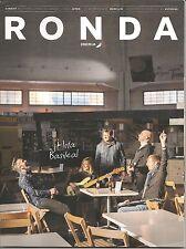"Iberia Airlines ""Ronda"" inflight magazine Issue March 2017"