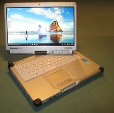 Panasonic ToughBook CF-C2 Intel i5-1.9Ghz 8GB 500GB TouchScreen Excellent Cond