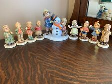 Lot of 9 Goebel Hummel Figurines - Very Nice Collectable