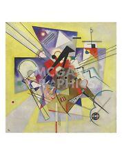 "KANDINSKY WASSILY - COMPOSITION 8, JULY 1923 - ART PRINT POSTER 11"" X 14""(1084)"