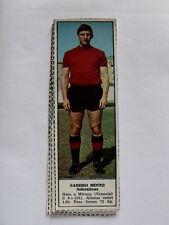 Figurina Calciatori Album Tempo 1966-67 - SALERNITANA Sandro Minto   [AF]