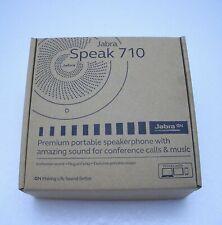 Jabra Speak 710 MS USB / Bluetooth Wireless Speakerphone 7710-309 for Lync / MOC