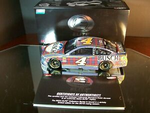 Kevin Harvick #4 Busch Beer Flannel 2018 Ford Fusion RCCA Elite 261 Made 1:24