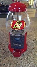 JELLY BELLY CANDY DISPENSER GUMBALL MACHINE COIN BANK