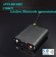 Bluetooth 5.0 CSR8675 transmitter   Coaxial / optical / analog input      L11-53