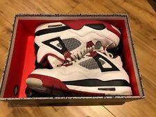nike air jordan 4 Retro Basketball Shoes Size 9