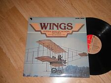 WINGS CENTRAL BAND OF ROYAL AIR FORCE STUDIO2STEREO  RARE LP 1977 EXC