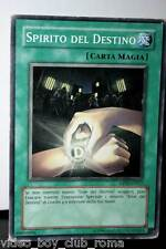 CARTA YU GI OH USATA SPIRITO DEL DESTINO CARTA MAGIA EDIZIONE ITALIANA1996 RARA