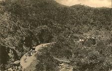 CEYLON : Nanu-Oya Pass and Black Pool - PLATE