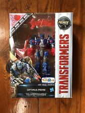 TRANSFORMERS THE LAST KNIGHT PREMIER EDITION TRU EXCLUSIVE OPTIMUS PRIME