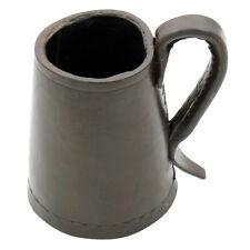 Tudor Medieval Renaissance Tankard Leather Dining Hall Drinking Vessel Mug Cup