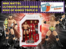 WWE MATTEL ELITE ULTIMATE EDITION SERIE 3 TRIPLE H - HHH - ACTION FIGUR WCW WWF