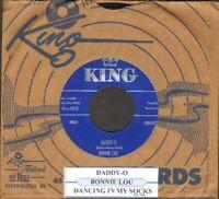 Bonnie Lou - Daddy-O/Dancing In My Socks  King 4835 Vinyl 45 rpm Record