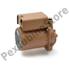 Bronze Circulator Pump 12 Sweat 140 Hp 115v