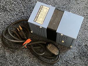 Omega Model 75 Voltage Regulator (Constant Voltage Transformer)