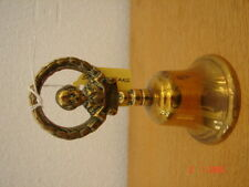 Solid brass bell William Shakespeare