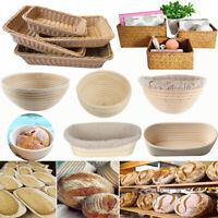 Bread Proofing Proving Basket Rattan Banneton Brotform Dough Cookie Tool UK