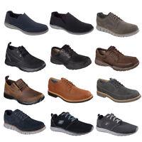 SKECHERS Herren Sneakers Loafer Halbschuhe Straßenschuhe in vielen Farben NEU