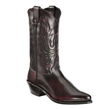 Abilene Men's Black Cherry Western Boots 6461