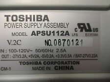 Toshiba Strata CTX CIX - 100 - APSU112A  Main Cabinet Power Supply ONLY