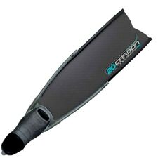Omer Stingray Carbon Fiber Single Blade Stiffness 20 BLADE ONLY for Freediving