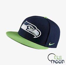 499d9683a New NFL Seattle Seahawks Nike Everyday True Mens Snapback Cap Hat